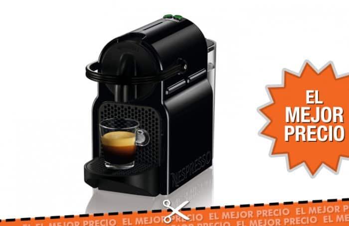 Oferta cafetera automática De'Longhi Nespresso Inissia EN 80.B