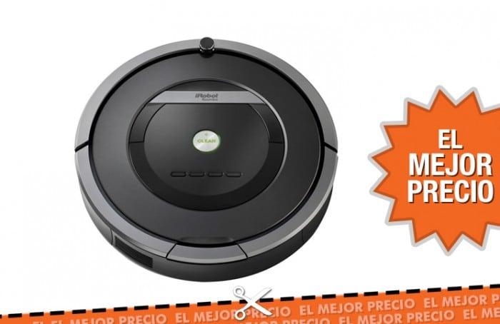 Oferta iRobot Roomba 871 al mejor precio
