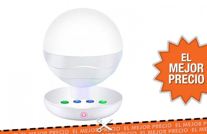 Oferta lámpara portátil LED al mejor precio