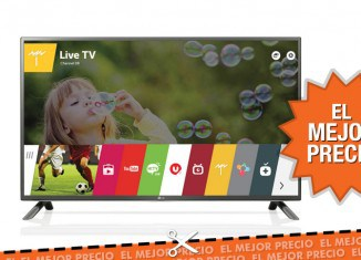 "Oferta LG 49UF6407 49"" LED 4K UltraHD al mejor precio"