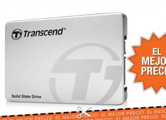 Oferta Disco duro sólido de 480 GB Transcend SSD220S al mejor precio