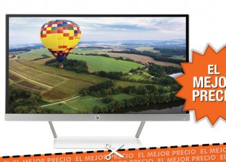 Oferta monitor HP Pavilion 24XW al mejor precio