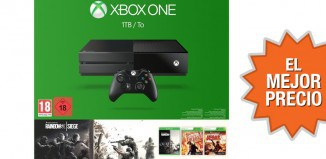 Oferta Xbox One - Consola 1 TB + Tom Clancy's Rainbow Six: Siege
