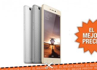 Oferta Xiaomi Redmi 3 4G al mejor precio