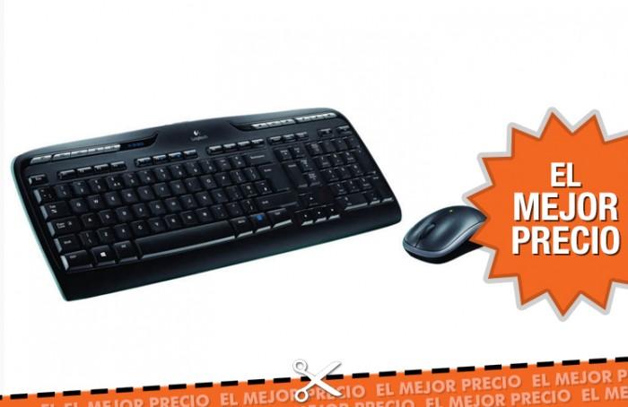 Oferta teclado y ratón Logitech MK330 al mejor precio
