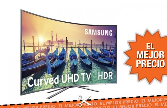 Oferta Samsung UE55KU6500 55 pulgadas LED 4K UltraHD al mejor precio