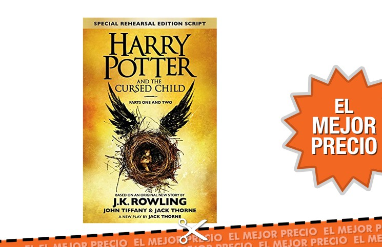 Oferta Harry Potter And The Cursed Child parte 1 y 2