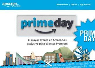 Ofertas flash de Amazon durante el PrimeDay