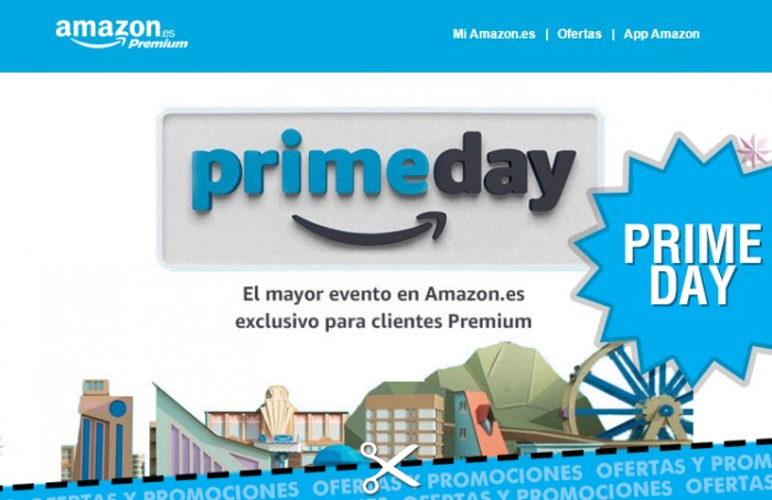 Ofertas flash de Amazon durante el PrimeDay