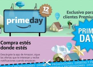 Ofertas flash del Prime Day de Amazon