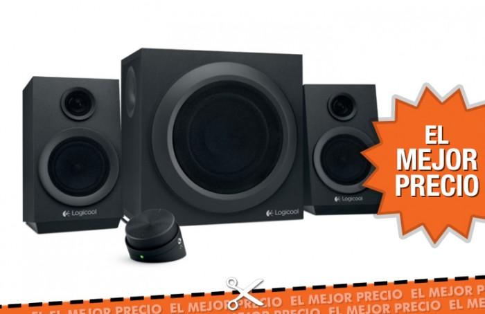 Oferta altavoces Logitech Z333 al mejor precio