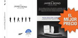 Oferta colección completa de películas de James Bond al mejor precio
