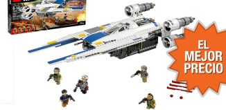 Oferta nave Rebel U-Wing Fighter de LEGO Star Wars al mejor precio