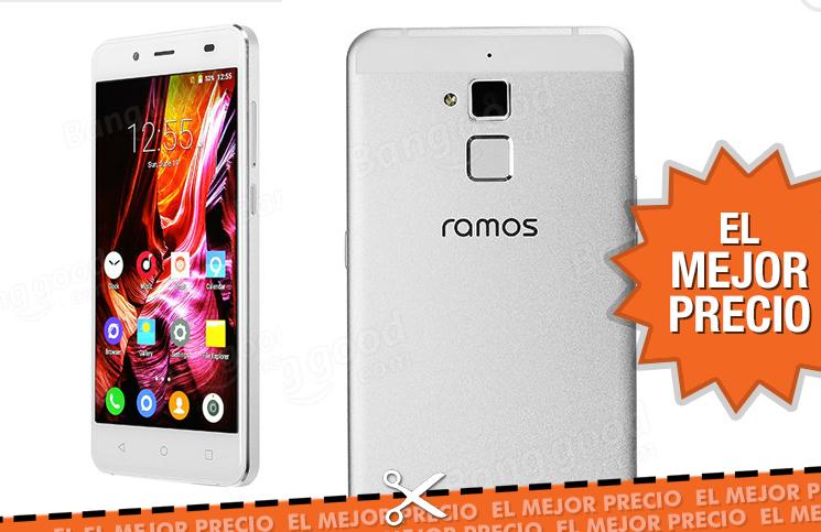 Oferta smartphone Ramos R10 al mejor precio