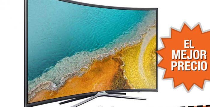 oferta-tv-cuOferta TV curvo Samsung UE49KU6500 al mejor precio