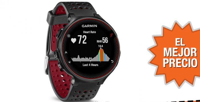 Oferta Reloj con GPS Garmin Forerunner 235 al mejor precio