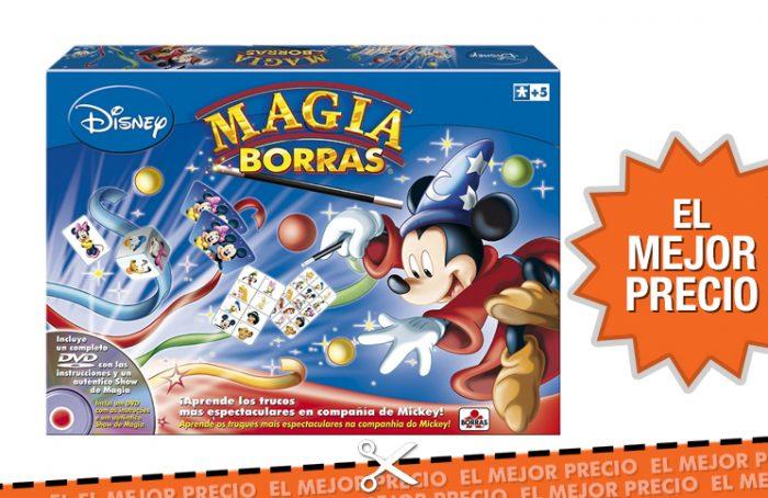 Oferta Magia Borrás edición Mickey Mouse al mejor precio
