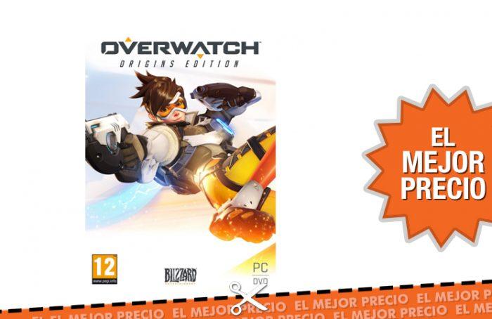 Oferta Overwatch Origins para PC al mejor precio