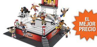 Oferta Ring set y figura de la WWE de Giochi Preziosi al mejor precio