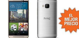 Oferta HTC One M9 al mejor precio