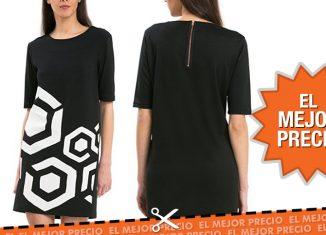 Oferta vestido Desigual Vest Cuvy al mejor precio