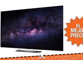 Oferta TV OLED 55'' LG 55OLEDB6 al mejor precio