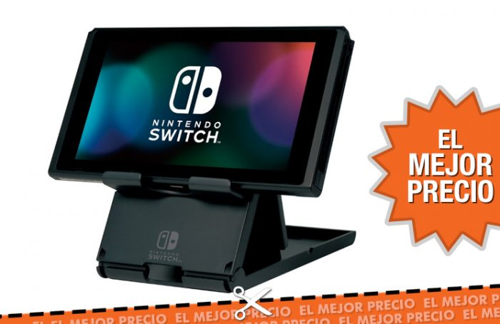 Oferta Hori - PlayStand (Nintendo Switch) al mejor precio
