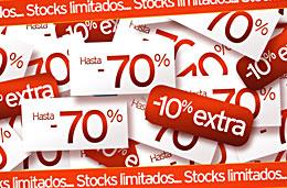 Codigo promocional La Redoute de un 10% de descuento adicional sobre los artículos ya rebajados un 70%
