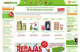 Codigos promocionales y codigos descuento en Zooplus.es