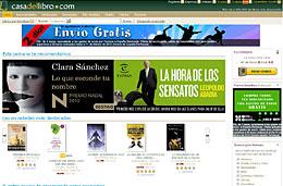 Casa del Libro - Gastos de envío gratis codigo promocional descuento para compras superiores a 30 euros en Casadellibro.com