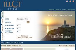 Descuento del 10% en la cadena de hoteles Illiot en exclusiva para todos los lectores de PromoCódigos