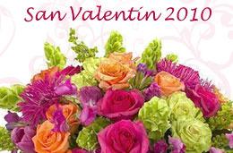 Ofertas para regalar ramos y bouquets de flores este San Valentín 2010