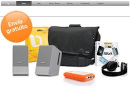 Apple Día de gastos de envío gratuítos codigo promocional descuento