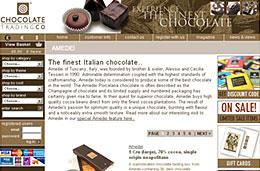 Chocolate TradingCo - Código promocional 6% de descuento en todas las compras, válido hasta 28-Febrero-2009