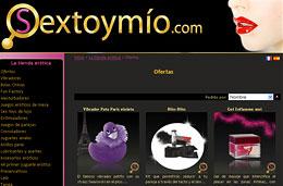 Código descuento SexToymio para obtener un 15% de descuento en toda la tienda, válido hasta 30-Abril-2009