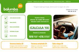 Ofertas de seguros en Balumba con descuentos adicional del 10% en contrataciones online