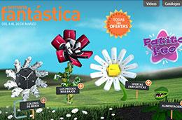 Semana Fantastica El Corte Ingles con ofertas de todo tipo en Marzo 2011