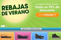 Codigo promocional Crocs Verano 2011 para tener un 10% de descuento adicional