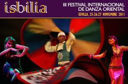 Festival Internacional de Danza Oriental Isbilia con un 10% de descuento en exclusiva