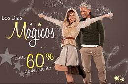 Rebajas de zapatos en Spartoo con descuentos de hasta el 70% en sus 'Días Mágicos'