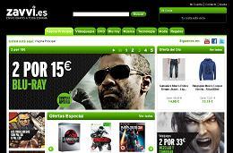 Promoción Multicompra en Zavvi en música, videojuegos, cine y regalos