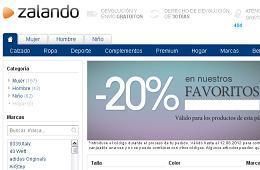 Cupon descuento de Zalando para tener un 20% de ahorro en su selección de favoritos
