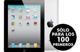 Código promocional PriceMinister con -20€ en iPad2