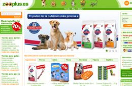 Vale promocional Zooplus, -3€ de ahorro