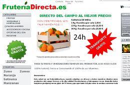 Promociones y descuentos de FruteriaDirecta