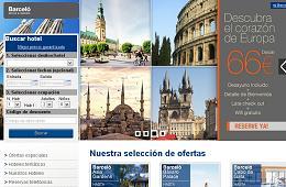 Promociones y descuentos de Barceló Hoteles