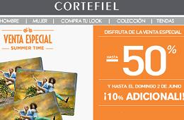 Ofertas y promociones de Cortefiel.com