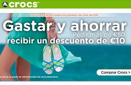 Ofertas y promociones de Crocs