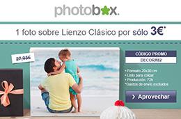 Codigos descuento Photobox