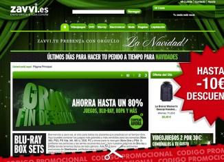 Códigos promocionales de Zavvi con descuentos de hasta 10%